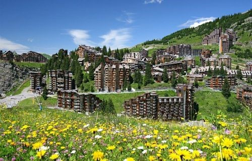 Apartments in Avoriaz - France