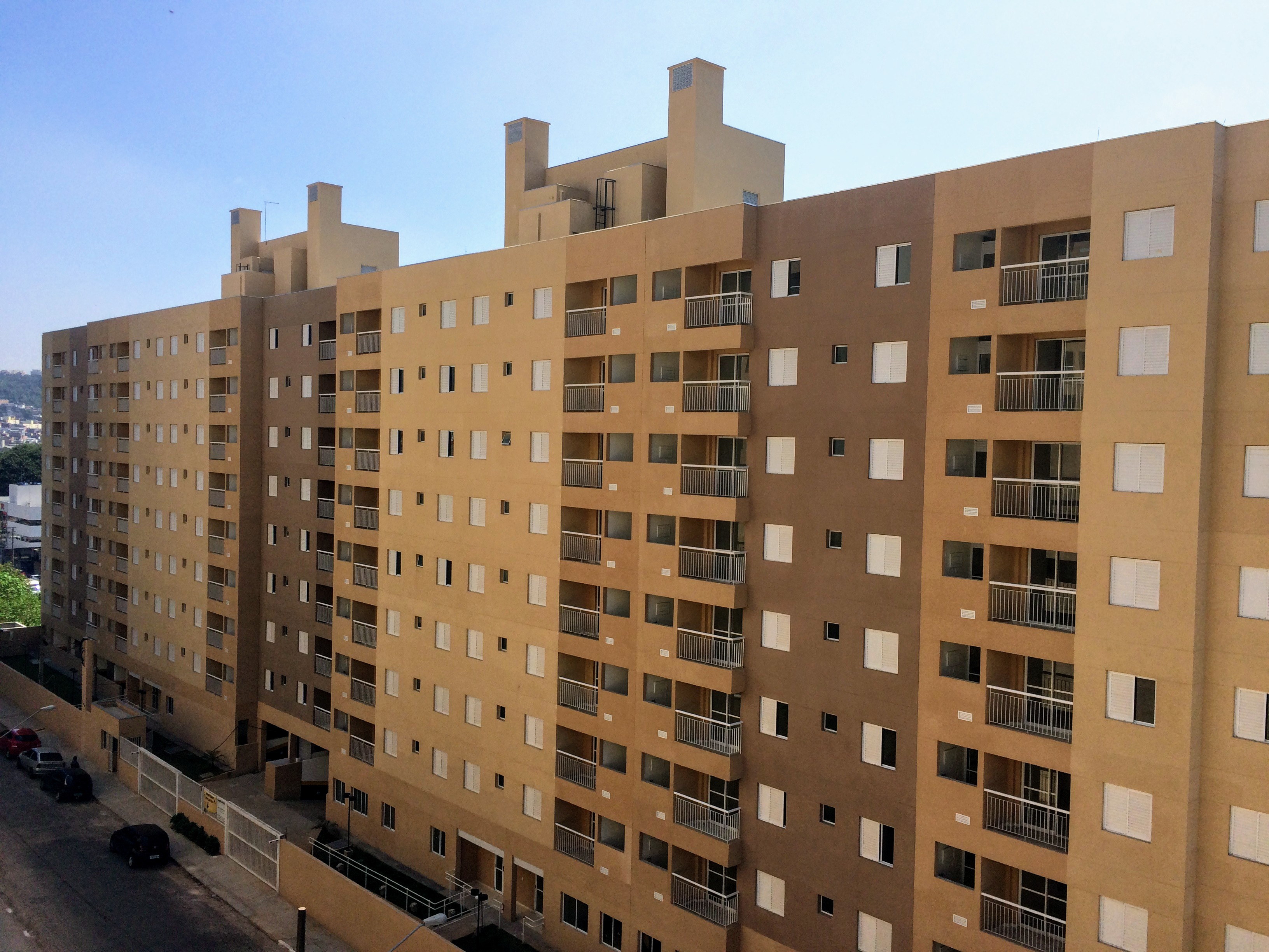 FAMILIA CASABLANCA RESIDENTIAL PROJECT IN SAO PAULO (BRAZIL) - 143 apartments
