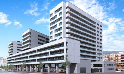 RESIDENTIAL BUILDING BADAPORT, BADALONA - 206 APARTMENTS
